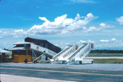 Aircraft Boarding Ramps